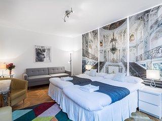 S Studio apartment deluxe