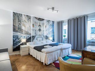 (K) Studio apartment downtown Stockholm
