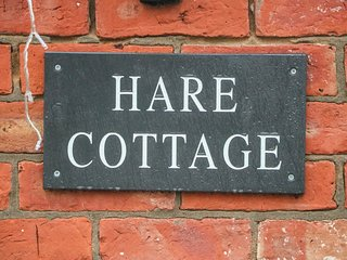 Hare Cottage, Stylish Interiors, 1 bedroom, WiFi, Market Rasen