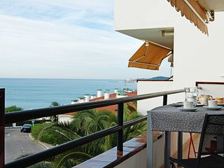 Apartamento c/piscina en el puerto Sitges