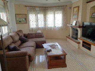 Alquiler villa individual