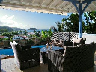 Luxury villa & Seaview (MQTI08)