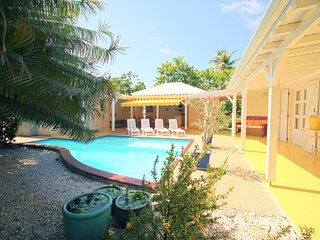 Villa with swimming pool (GPSF10)