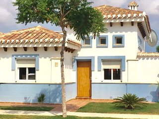 Mar Menor Golf Resort - Villa - Pool