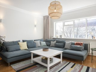 Amazing 6 Bedroom Apt. in Reykjavík City Center