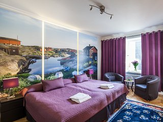 (N) Studio apartment downtown Stockholm