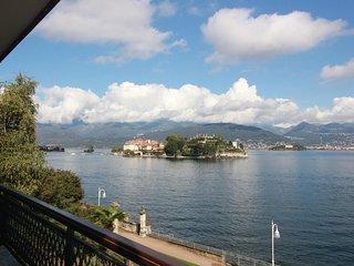 Le Tre Isole favolosa vista lago e Isole Borromee