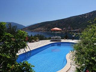 Villa Mema in Agia Efimia, Private Pool, Superb Views, Quiet Location