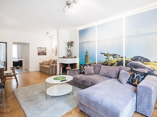 (F) One bedroom apartment with balcony