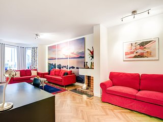 (H) One bedroom apartment with balcony