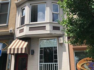 Row House Loft in Downtown Harrisburg