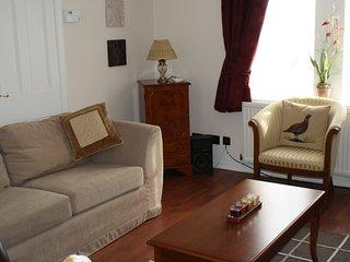Quaint 2 bedroom cottage nestled in the heart of Gullane