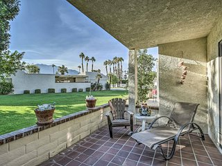 NEW! Condo w/Pool Access - Mins to DT Palm Springs