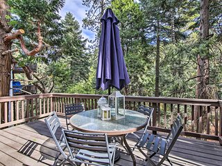 NEW-Remodeled Lake Arrowhead Home w/2 Deck & Views