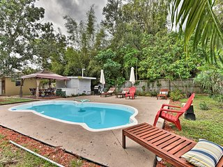 NEW! Home w/Pool&Yard-5 Mi to Ft. Lauderdale Beach