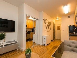 Cozy comfortable 1Bedroom East Village