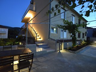 NEW! DUPLEX Sea & Sky (12 ppl, AC, view, 3 terraces)