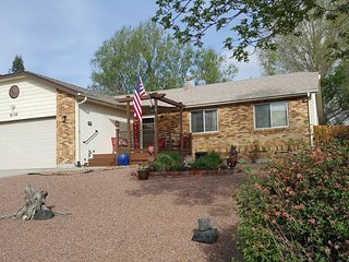 Ranch style home located in colorful Colorado@