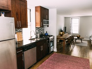 Central 3BR 1,5BA in Chelsea with washer/dryer