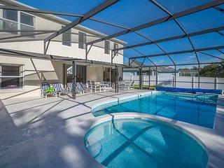 6BR-SF Pool, Free Spa Heat, Games Room, WIFI, BBQ-Disney/Orlando