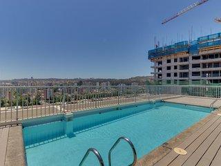 Departamento familiar con balcon - Family apartment with balcony