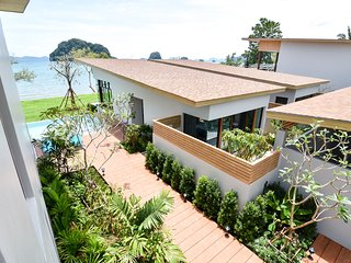 Seafront Krabi Castaway Holiday Private Pool Villa
