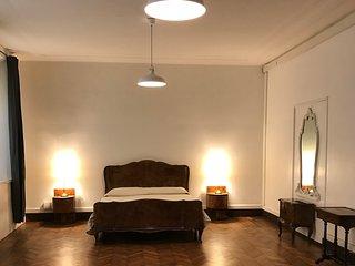 Appartamento San Paolo Centralissimo con piccolo giardino