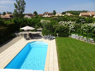 Villa Lumiere voor 8 personen met privezwembad