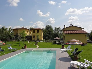 3 bedroom Apartment in Le Fosse, Tuscany, Italy : ref 5559755
