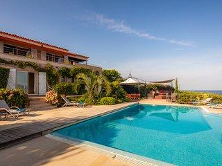 6 bedroom Villa in Verghia, Corsica, France : ref 5644026