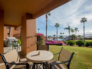 MAY SPECIALS!! BEACHFRONT!!  Beautiful, renovated Condo with exquisite views and