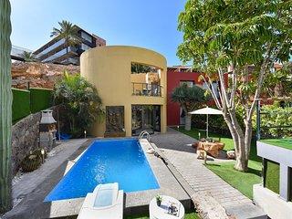 Las Terrazas 17 Salobre Golf Resort  with Pool