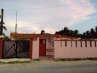 Casa de Descanso, Puerto Chelem Yuc.