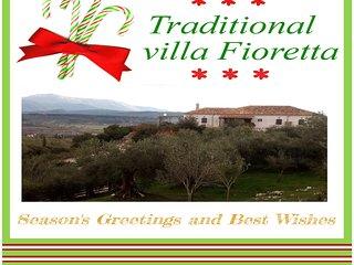Villa FIORETTA