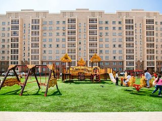 Clean, cozy and fully-furnished apartments in the heart of Astana