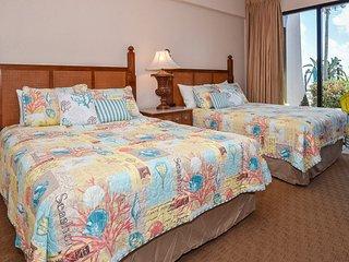 First Floor Ocean View Studio with Kitchenette!! Sleeps 4!! DECEMBER SALE!!
