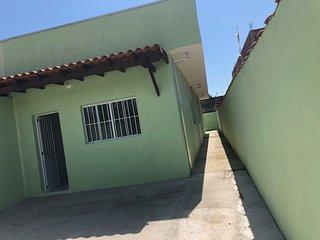 Casa Caragua Morro do Algodão recém construída