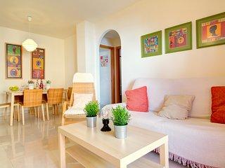 Apartamento Cala de Nerja II,Acogedor con Terraza