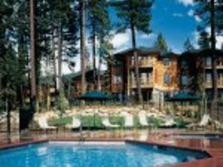 March 2 through 9 luxury Hyatt High Sierra condo
