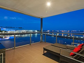 3 Bedroom Waterfront and Precinct Views -  Darwin Waterfront Apartments
