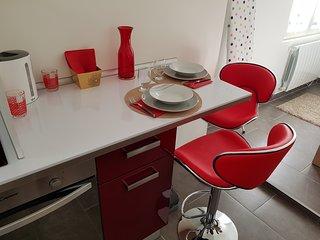 Studio proche CDG/Bourget/Villepinte/Asterix