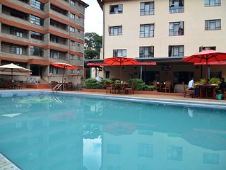 Create amazing memories in Nairobi wail staying at the Prideinn Suites