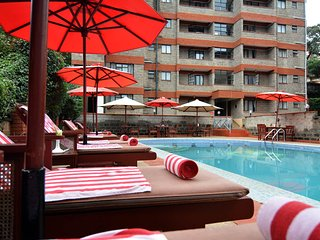 Experience Nairobi wail staying at the PrideInn Lantana
