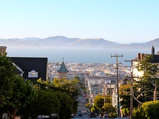 1BR IN LOWER PACIFIC HEIGHTS-PANORAMIC