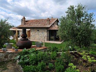 3 bedroom Villa in Poggioferro, Tuscany, Italy : ref 5713192