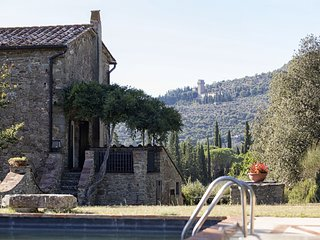 4 bedroom Villa in Le Corchie, Tuscany, Italy - 5711382