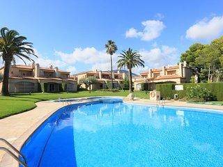 Casa vista a la piscina para 8 personas en Miami Playa(59097)