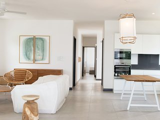 O'Biches - Beautiful and modern 2 bedroom apartment by Trou aux Biches beach