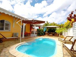 Villa with pool (MQSA07)