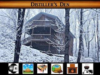 Distiller's Den Cabin